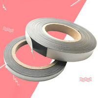 1MX2CM SELF ADHESIVE MAGNETIC TAPE FLEXIBLE CRAFT STICKY MAGNET STRIP BLING