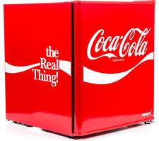 HUSKY Coca Cola HUS-EL207-HU Mini Fridge - Red