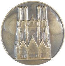 Soc. Francais des Amis de la Medaille SFAM CARDINAL LUCON bronze 89mm Niclausse
