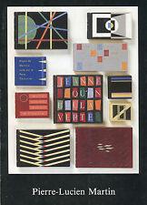 PIERRE- LUCIEN MARTIN  rédigé par Claude BLAIZOT    CATALOGUE WITTOCKIANA  1987
