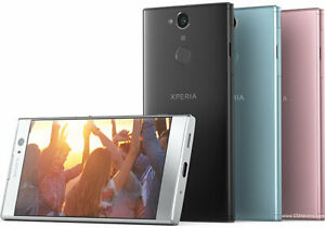 Sony Xperia XA2 h3113 Original Unlocked Mobile phone 3GB RAM 32GB ROM Single SIM