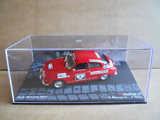 Rally Model Car IXO 1:43 SAAB 96 V4 Rally Svezia 1972 S. Blomqvist  [MZ12]