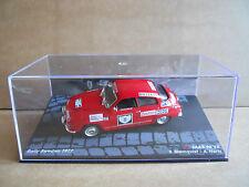 Rally Model Car IXO 1:43 SAAB 96 V4 Rally Svezia 1972 S. Blomqvist  [MZ12]