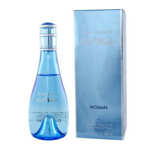 Davidoff Cool Water for Women Eau De Toilette EDT 100 ml (woman)