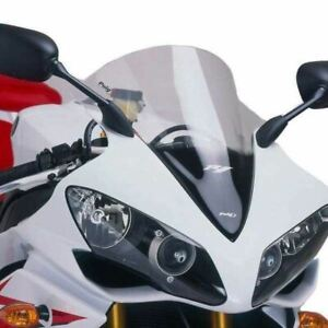 Puig 6401W Clear License Support Yamaha Yzf-R1 15-17