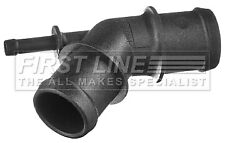 Coolant Flange / Pipe fits SEAT ALHAMBRA 7V 2.8 00 to 10 Water Firstline Quality