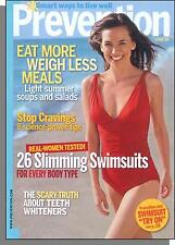Prevention - 2006, June - Eat More-Weigh Less Meals, 26 Slimming Swimsuits