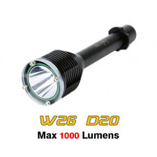 Archon D20 W26 Cree XM-L2 U2 100 meters LED 1000 Lumens Flashlight Dive Torch