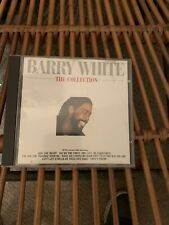 BARRY WHITE - THE COLLECTION [Universal] (CD 2001) *Greatest Hits*