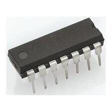 5 X HCF4093BEY, Quad disparador de schmitt STMicroelectronics inversor, 3-20V