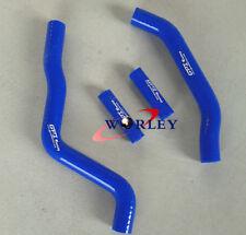 For KAWASAKI KX125 KX 125 2005 2006 2007 05 06 07 silicone radiator hose BLUE