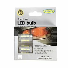 Ring LED Bulb - 12V P21/5W 6000K-LED - Long Life (RW380LED)