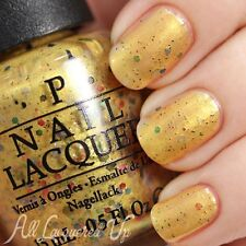Opi Nail Lacquer Hawaii Collection 2015 - Nl H76 Pineapples Have Peelings Too!