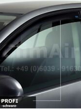 Climair Pro Wind Deflector Ford Kuga II 03/2013- Front ABE Black