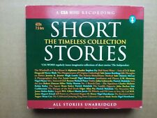 Short Stories: The Timeless Collection - 20 Unabridged Stories (6 Disc Audio CD)