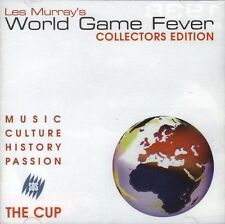 LES MURRAY'S World Game Fever ~ Collectors Edition ~ CD Album ~ VGC!