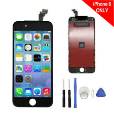 For iPhone 6 A1589 A1549 A1586 Screen + LCD Digitizer Assembly Replacement Black