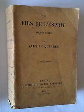 FILS DE L'ESPRIT 1905 YVES LE QUERDEC