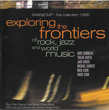 CD Exploring the Frontiers of Rock, Jazz and World Music | Jack Bruce Mick Karn