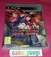 TOKYO TWILIGHT GHOST HUNTERS SONY PS3 NEUF VERSION FR TEXTE EN ANGLAIS