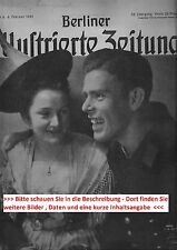 1941 Anniversaire journal revue du/au 77. cadeau d'anniversaire WW 2 guerre