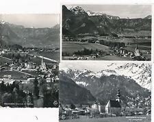 3 Karten aus Großgmain, Salzburg    (A1)
