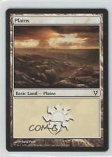 2012 Magic: The Gathering - Avacyn Restored Booster Pack Base #231 Plains 0a1