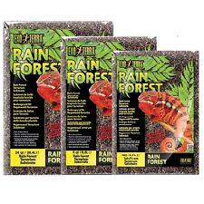 Exo Terra Reptile Natural Rain Forest Terrarium Substrate 4.4L, 8.8L & 26.4L