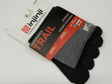 Injinji Trail Midweight Mini Crew Granite M