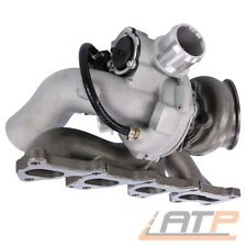 ABGAS-TURBO-LADER OPEL ASTRA G 2.0 Turbo +OPC