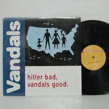 The Vandals – Hitler Bad, Vandals Good LP 1998 US ORIG Nitro OFFSPRING RANCID