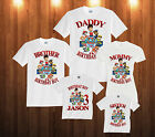 Personalized Custom Paw Patrol shirt Birthday T-Shirt Family Party p5