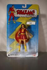 "Shazam MARY MARVEL RED Variant 6"" Action Figure DC Direct Toys 2007"