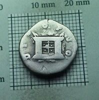 ROMAN imp. ANTONINUS PIUS 138-161 A.D Original Antique Coin SILVER DENARIUS #802