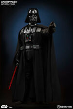 "STAR WARS:RETURN of the JEDI - DARTH VADER DELUXE 1/6 Action Figure 12"" SIDESHOW"