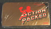 1990 Action Packed Football Rookie/Update Series 36 Count Factory Sealed Wax Box