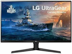 "LG 32GK650F-B 32"" QHD Gaming Monitor 144Hz Refresh Rate and Radeon FreeSync Tech"