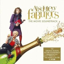 ABSOLUTELY FABULOUS The Movie Soundtrack CD NEW Kylie Minogue Jason Derulo