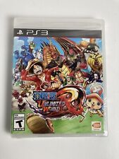 One Piece Unlimited World Red (PS3) Standard Edition - Sealed