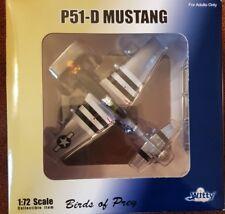 Witty Wings/Sky Guardians P51-D Mustang WTW-72-004 Aves de presa 1:72 Nuevo