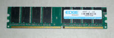 Genuine 1GB Edge 2.5V 333MHz DDR PC2700 184-Pin PC SD-RAM Memory
