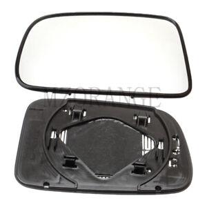 Heated Left Passenger Side Door Wing Mirror Glass For Honda CR-V CRV 1997-2006