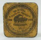 Rare Antique 1890s S S  White Dental Modelling Composition Tin   Medical Dentist