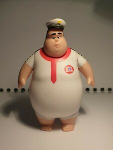 Disney Pixar WALL-E - Captain B.McCrea Action Figure - Thinkway Toys