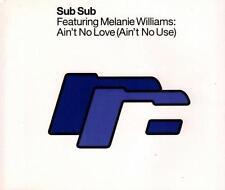Sub Sub - Ain't No Love (4 trk CD)