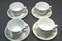 Shenango China by Interpace 8PC Medallions Cup & Saucer Set