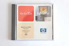 HP CD-RW C7981A 650MB 74min 4x to 10x Compact Disk with full size jewel case