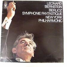 vinyl lp record LEONARD BERNSTEIN Berlioz symphonie Fantastique, NY Phil spr 21