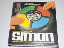 New ListingMilton Bradley Simon 1978 Electronic Game Works Great !