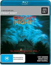 Fright Night (Blu-ray, 2019)